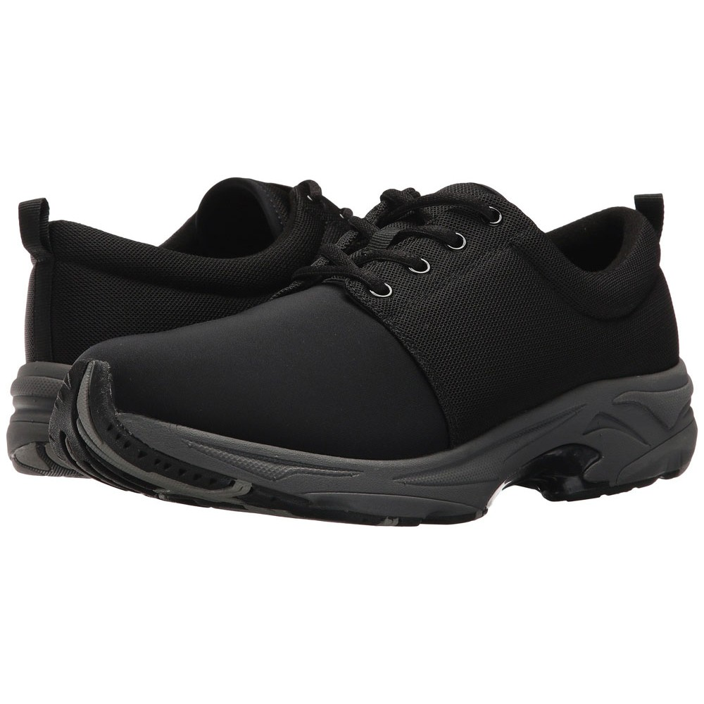 1ad4cff558562 Drew - Mens Exceed Sneakers Black Combo, Size-7 4W